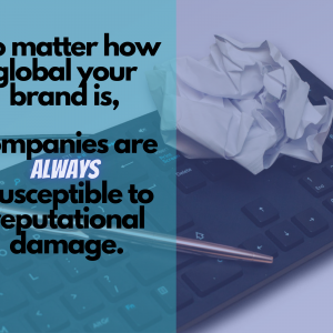 PR - graphic for Do famous companies really need PR blog