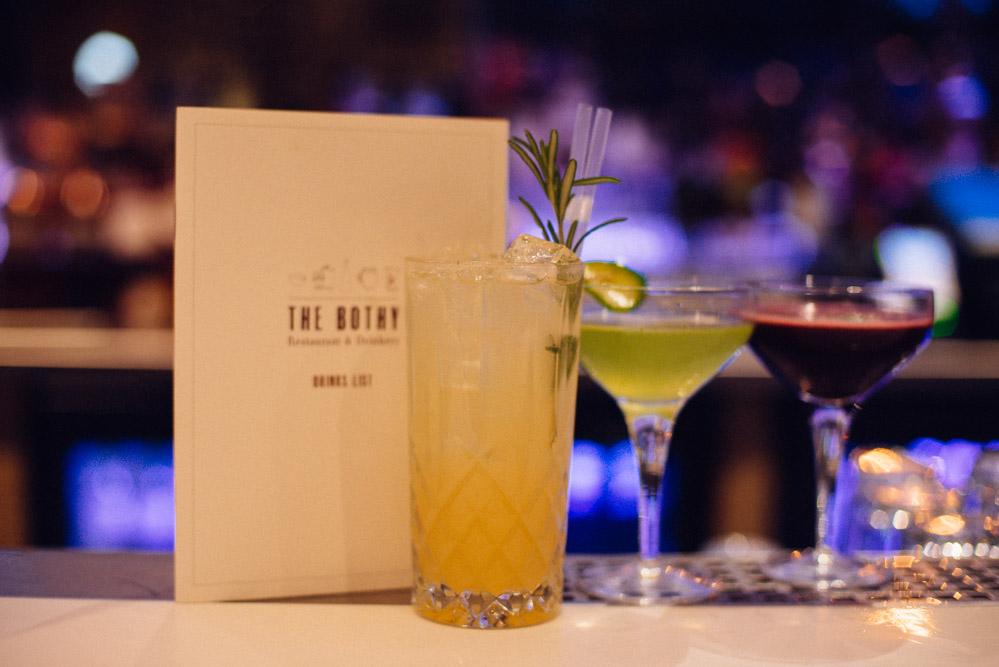 Garden Garnish Cocktails