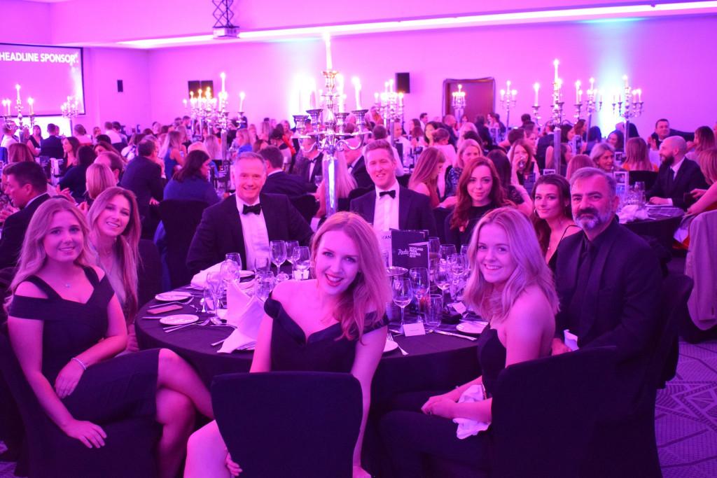 Award winning agency Holyrood PR at CIPR PRide Awards 2019