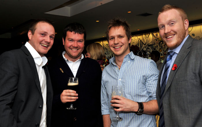 VIP launch party of Hyde Out style bar in Edinburgh