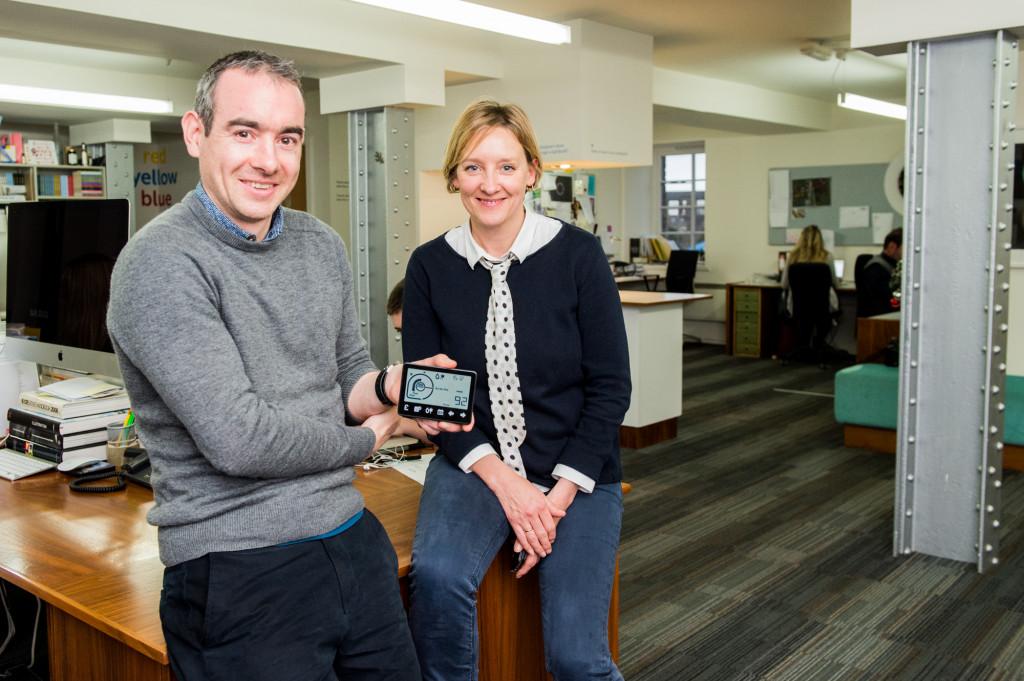 Energy Doctor Prescribes Smart Meters For Small Edinburgh Busine