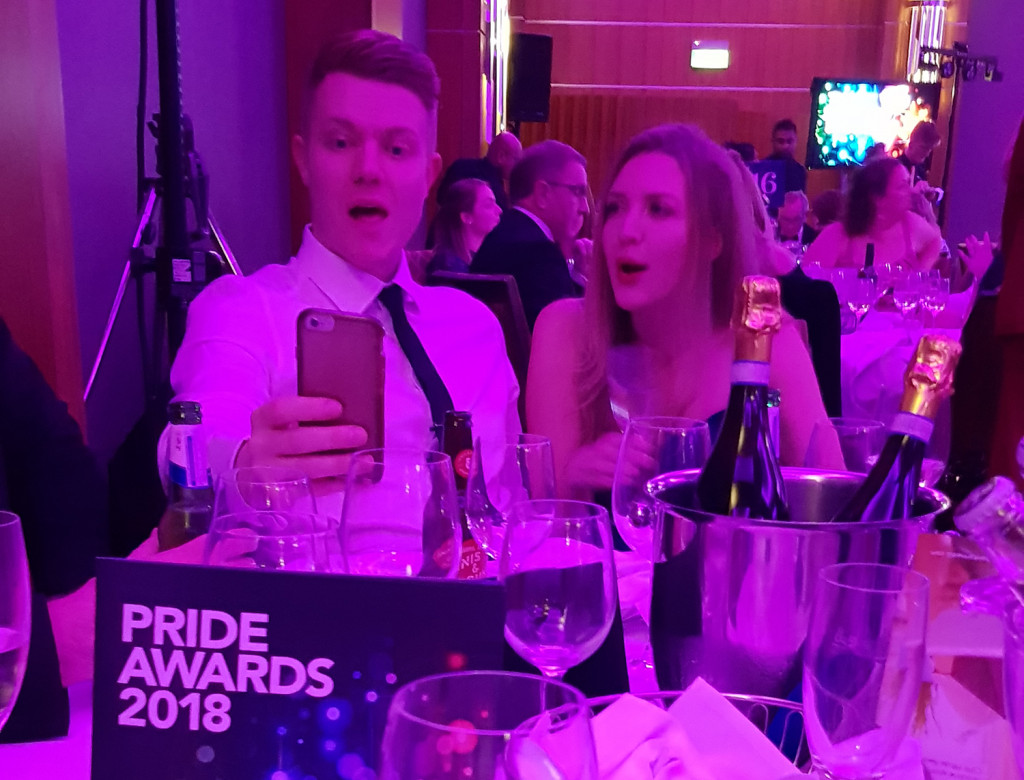 Holyrood PR attend PR Awards ceremony