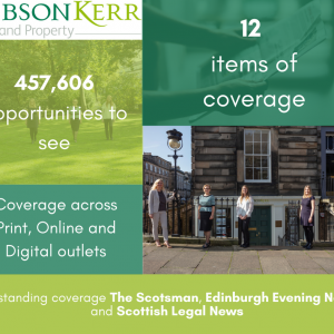 Legal PR photography Gibson Kerr expansion success post