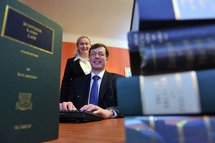 Gibson Kerr Solicitors PR Photography