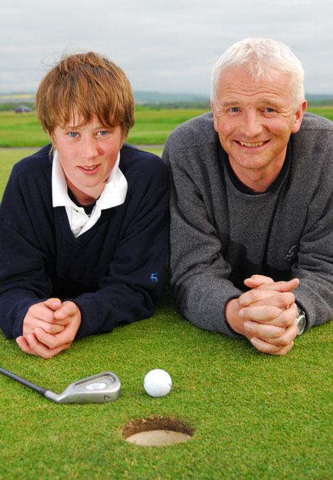 PR photograpy for U.S. Kids Golf