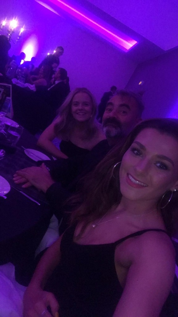 Holyrood PR staff celebrates PR awards win