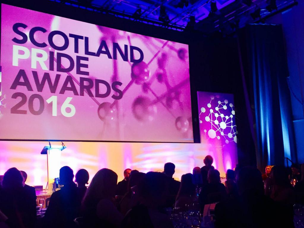 Award winning PR agency Holyrood PR collected mulitple PR awards in 2016