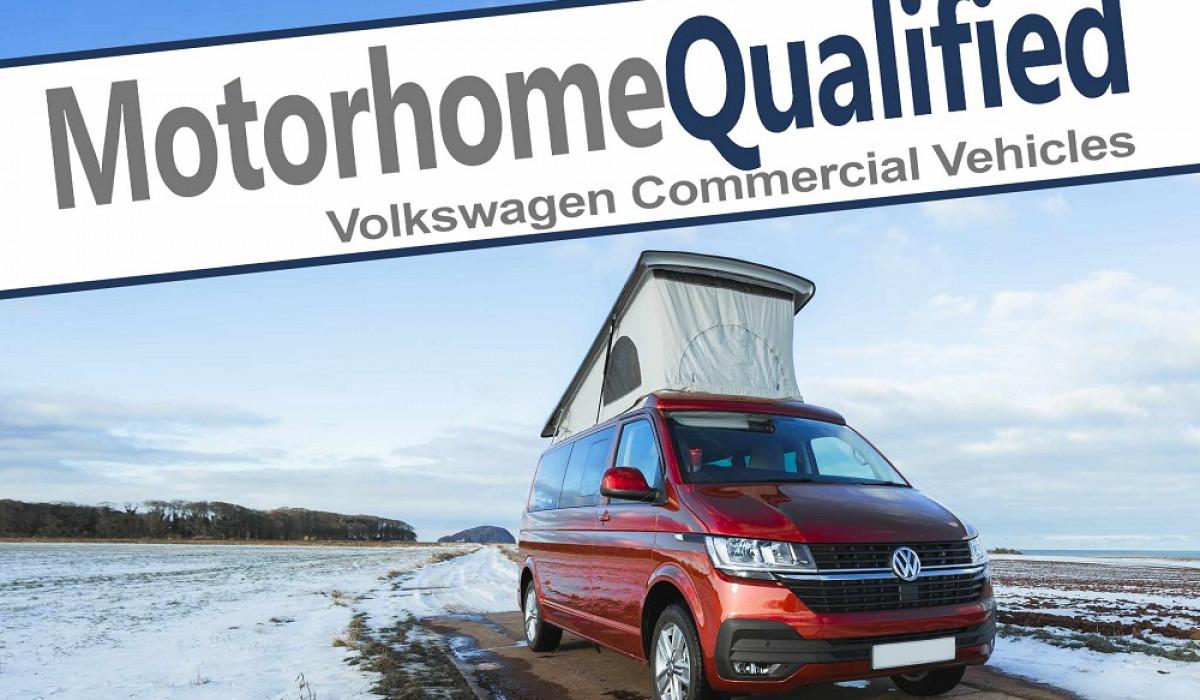 Scottish PR photography, Jerba Campervans motorhome qualified.