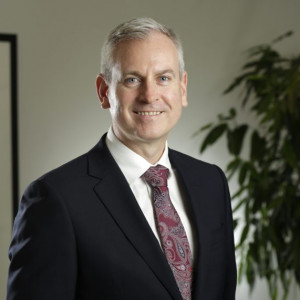 John Docherty, Associate Director with Core-Asset Consulting, professional image