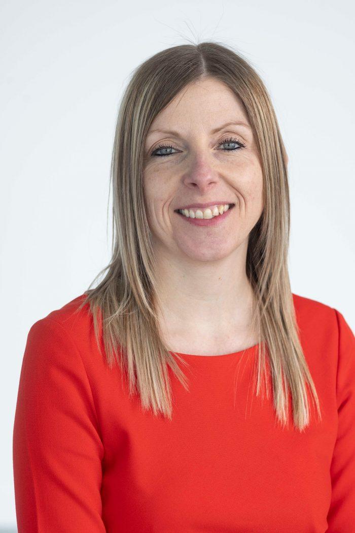Legal PR photography, Joni Esson headshot Esson and Aberdein, Moray Group.