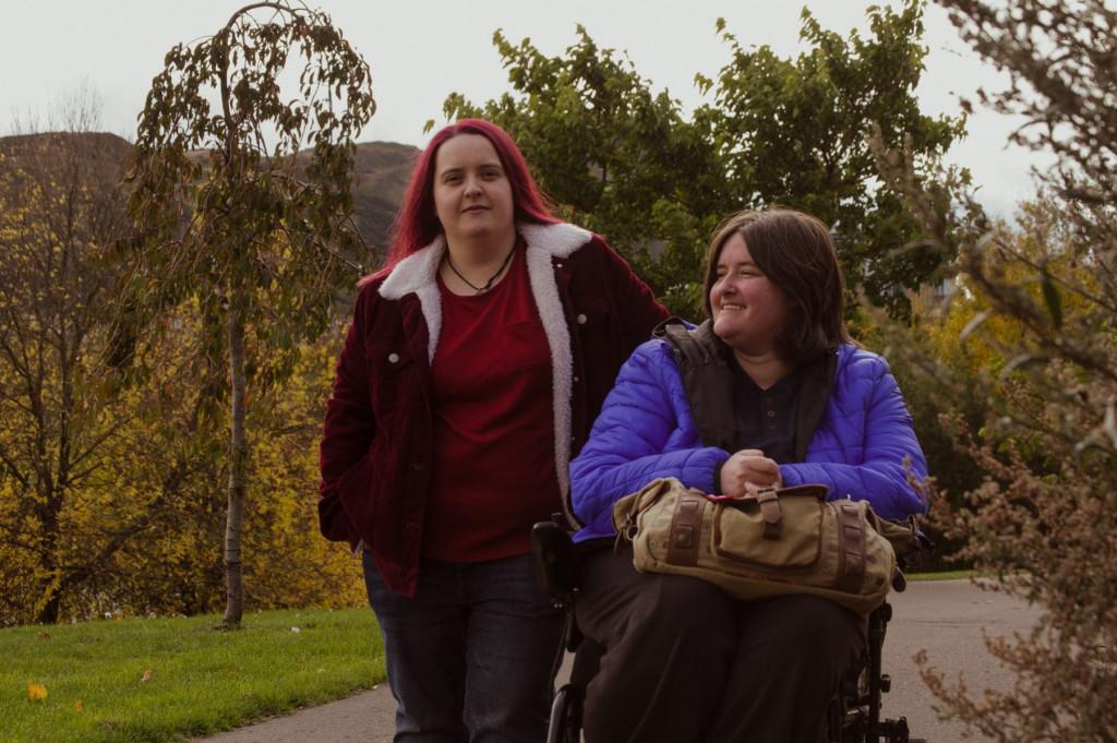 Sarah, 34 & Karine, 34