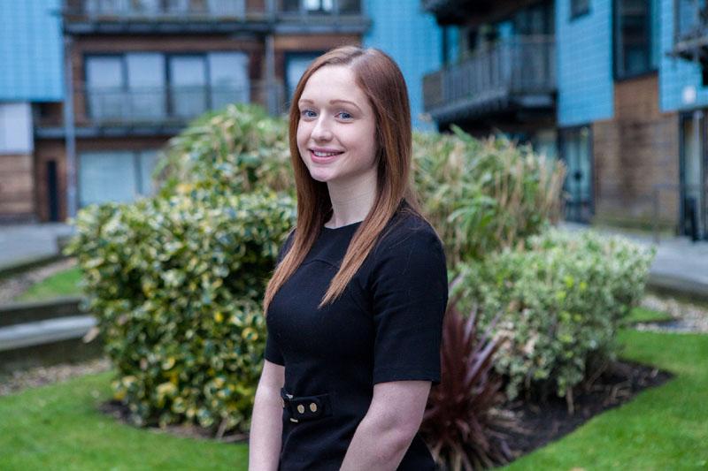 Lisa Fiander Student Ethical Hacker at SBRC