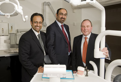 The expert cosmetic dental team at Lubiju