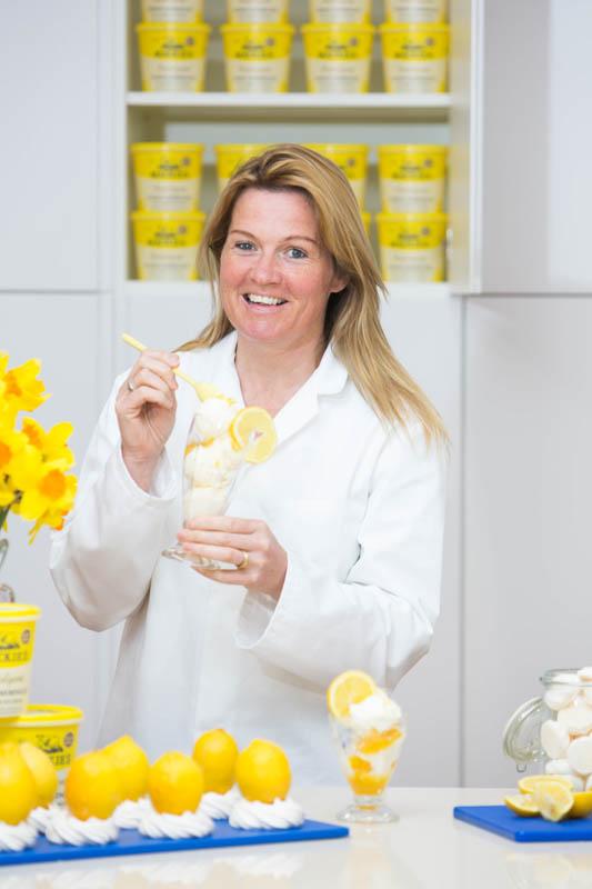 Mackie's of Scotland launch Sicilian Lemon Flavour1