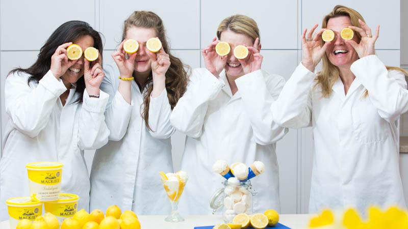 Mackie's of Scotland launch Sicilian Lemon Flavour11
