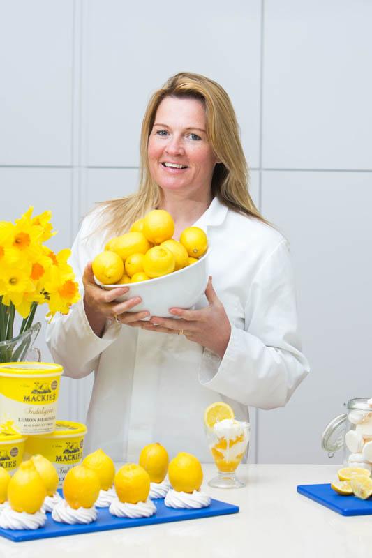 Mackie's of Scotland launch Sicilian Lemon Flavour5