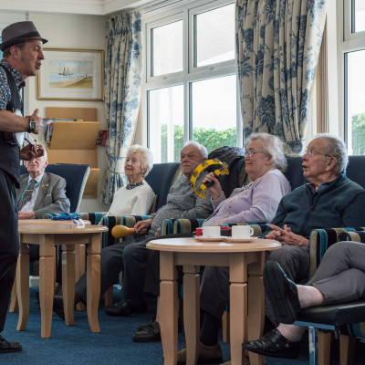 Affordable Home Provider tunes into Music Charity with funding