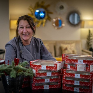 Care Home Elves Commence Operation Mince Pie -Social Care PR