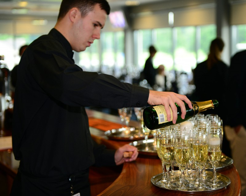 Sodexo Prestige Food and Drink Race Day