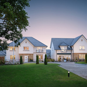 Property PR CALA Homes Queenswood Exterior in Linlithgow