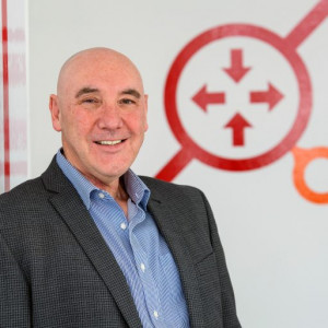 Ricky Nicol of Commsworld appears in a tech PR image