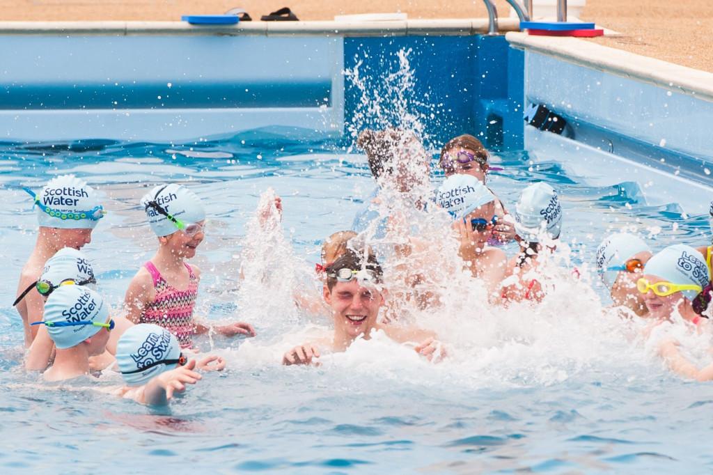 Duncan Scott, Gourock Outdoor Pool, Gourock, 24th, August, 2019