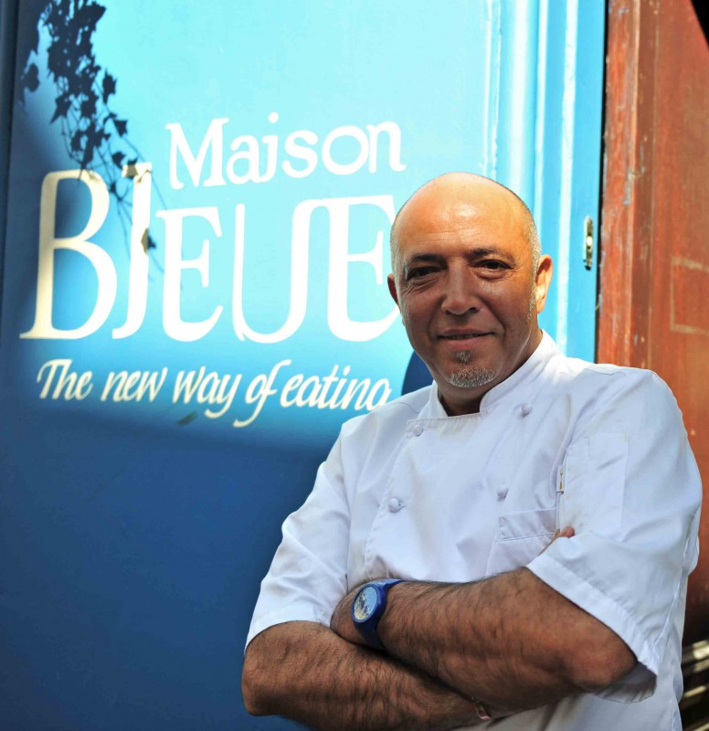 Maison Bleue Owner make use Of Expert PR Photography