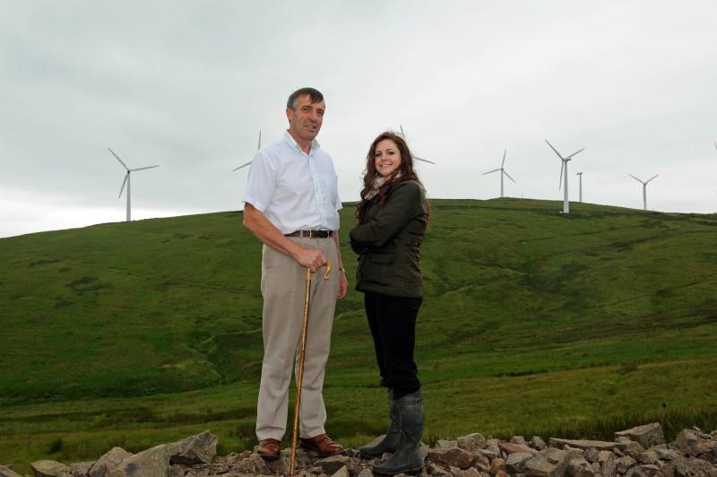 Banks Renewables sponsors sheepdog trials
