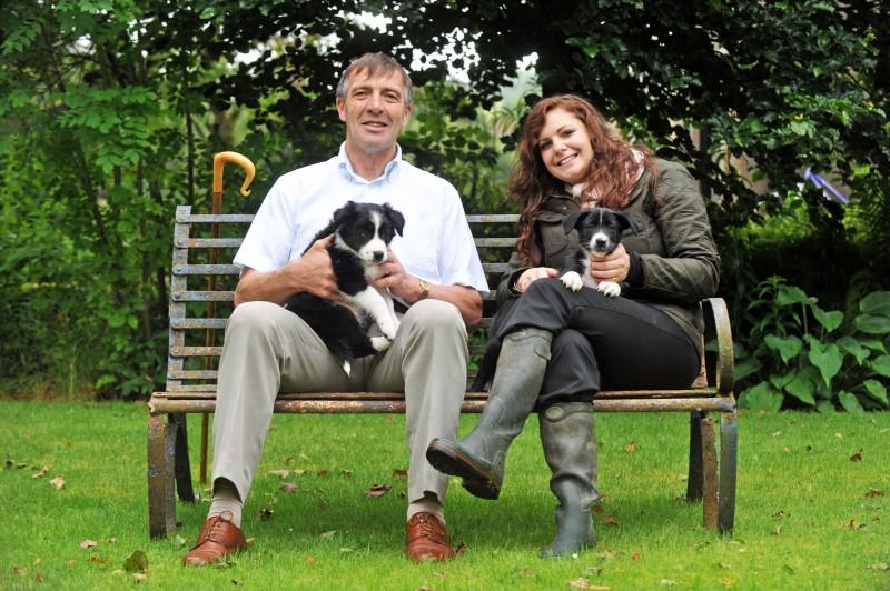 Wind farm company sponsors sheepdog trials