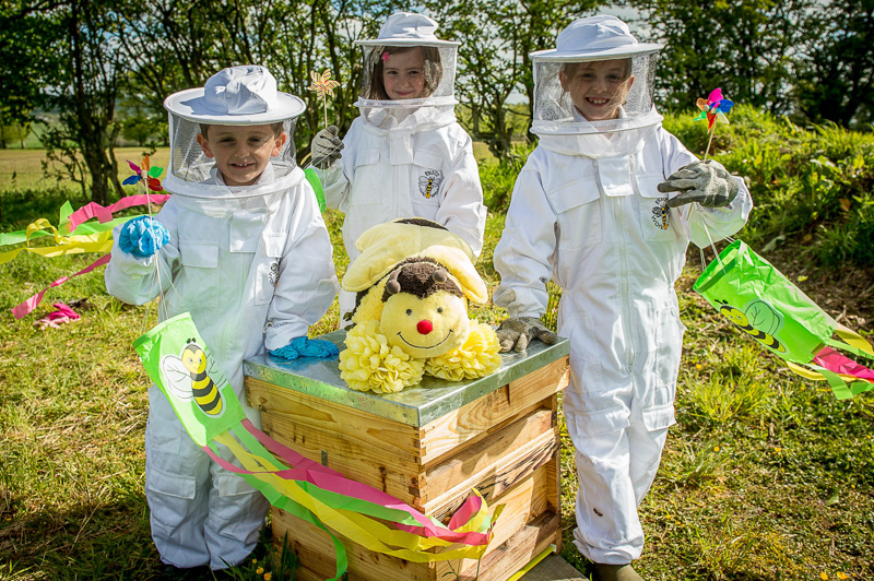 BAvondale Beekeepers Buzzing After Bonus Donation