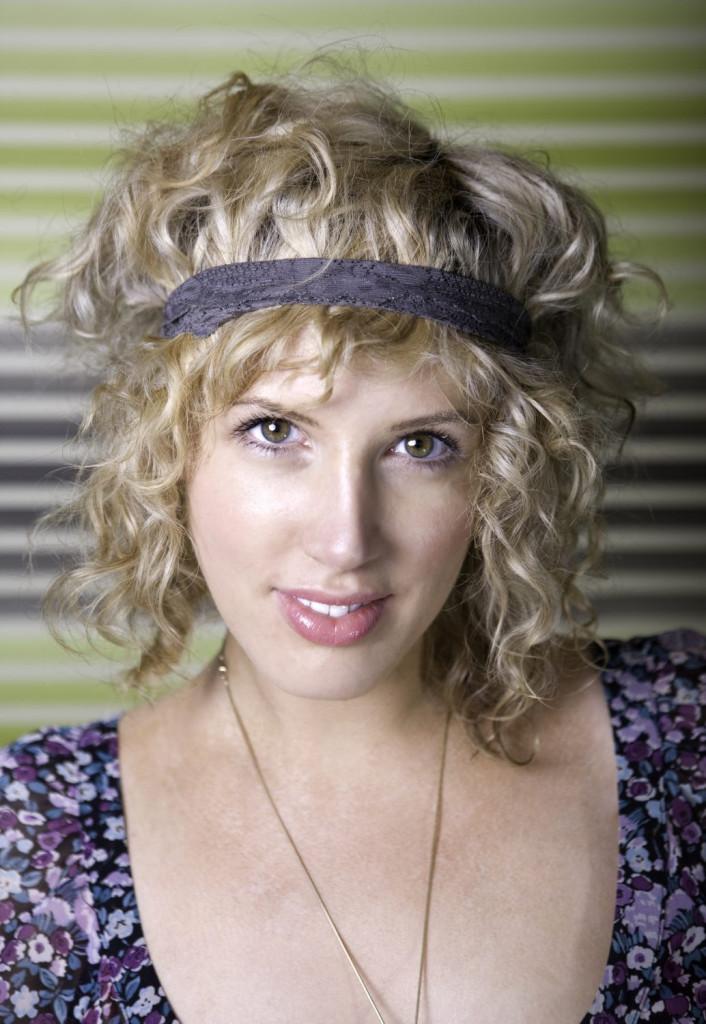 Sadie Jean Sloss, hair and beauty PR campaign head shot