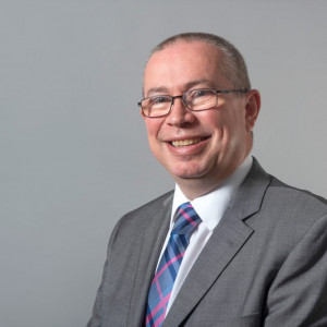 Hotel PR photography of Scott Mitchell, Managing Director of Surgeons Quarter