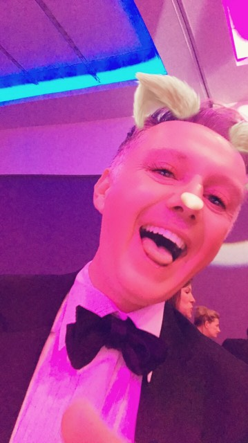 PR award success celebrated on Snapchat by PR agency in Scotland