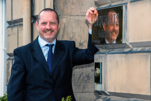 Legal PR photography, Smiling Reflection, Urquharts.