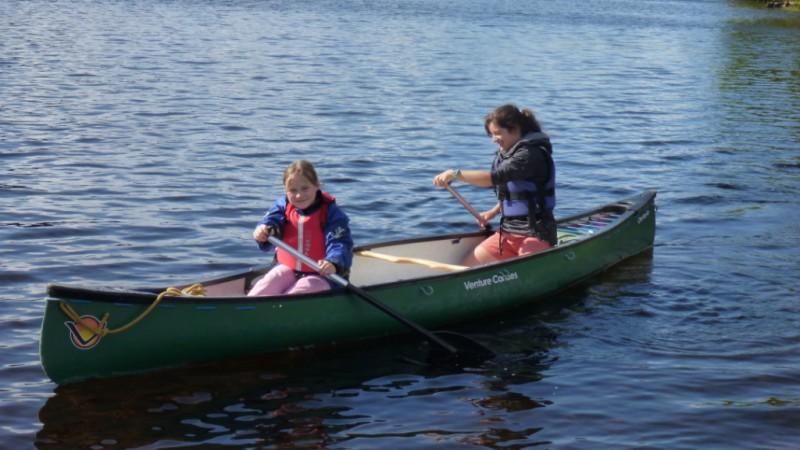 Stramash canoeing