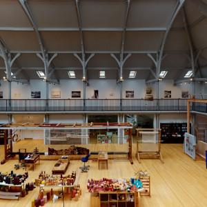 Tech PR photography, Tapestry Dovecot Studio, Property Studios.