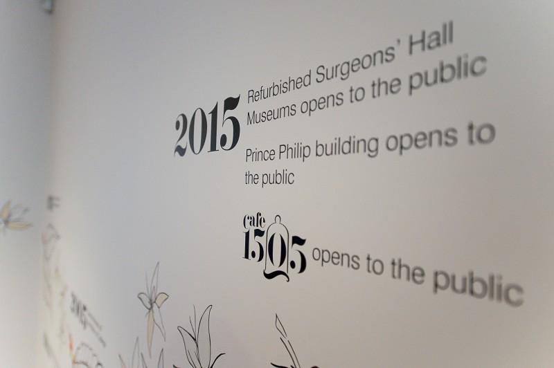 Surgeon's Hall & Cafe 1505
