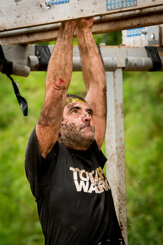 Total Warrior, North Berwick, 13th September, 2015