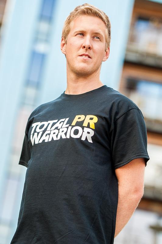 PR Warriors armour