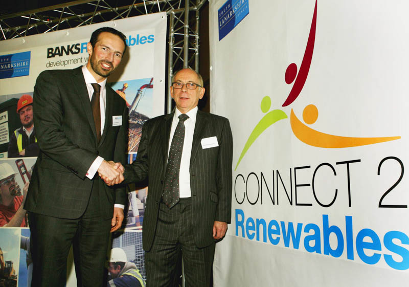 PR in Scotland for Banks Renewables